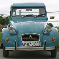 Tour de Canard – location 2CV