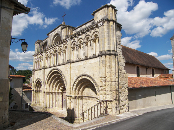 Eglise St-Jacques Aubeterre