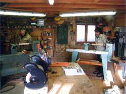 Bernard Termenière – Atelier Tournebois – woodworker