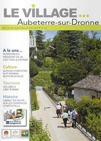Le Village -Bulletin Municipal No.12 – Juin 2015