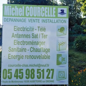 Courcelle, Michel – Electricien