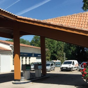 Garage Lacoste – Station service