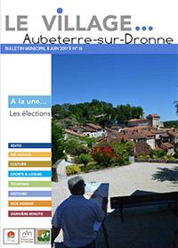 Bulletin Municipal Aubeterre sur Dronne