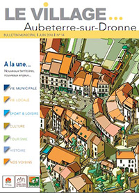 Bulletin Municipal No.14 – Juin 2016