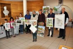 Concours de peinture Couleurs d'Aquitaine – Le 10 mai 2018