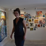 Vernissage de la galerie chez Marguerite