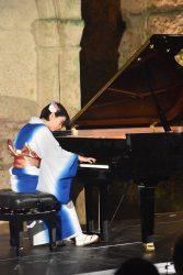 [:fr]Le public conquis par Aruhi la jeune pianiste Japonaise de retour dans le cadre des Nuits Musicales.[:]