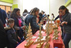 Succès du marché de Noël des écoles.